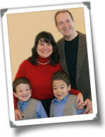 Nicholas and Christopher: Hunter Syndrome patients